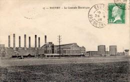 BEUVRY LA CENTRAL ELECTRIQUE - Beuvry