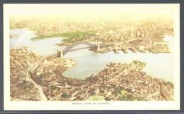 Sydney. N.S.W. *Aeral View Of Sydney* Ed Nucolorvue Prod. Nueva. - Sydney
