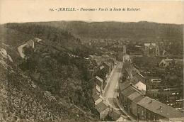 Jemelle. Panorama - Vue De La Route De Rochefort - Rochefort