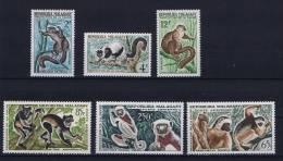 Madagascar , 1961 Michel 467 - 472 MH/* - Madagascar (1960-...)