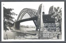 Sydney. N.S.W.  *Harbour Bridge* Nueva. - Sydney