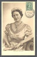 *Her Majesty The Queen* Ed.D. Wilding. Matasello De Favor 17 Enero 1949. - Otros