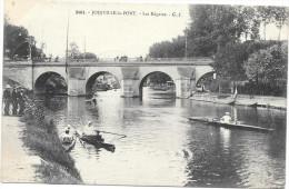 (103-94) Joinville Le Pont - Val De Marne - Les Régates - Aviron - Joinville Le Pont