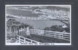 RP. Wellington. *Kelburn Cable Car* Circulada 1964. - Nuova Zelanda