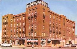 EE.UU-IDAHO:  POSTCARD HOTEL BONNEVILEE IDAHO FALLS-ONLY FIREPROOF HOTEL-UNCIRCULATED- GECKO. - Idaho Falls