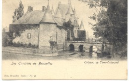 STEENOKKERZEEL (1820) STEEN - OCKERZEEL Kasteel  - Chateau - Steenokkerzeel