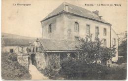 MOUSSY (51200) Le Moulin De L ´ étang - France