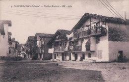 Espagne, Fontarrarie, Vielles Maisons (2989) - Guipúzcoa (San Sebastián)