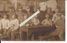 Anvers Antwerpen  Flandres Flandern Chambrée De Reservistes Landsturl Landwerh  WWI Ww1 14-18 1.wk 1914-1918 Poilus - Guerre, Militaire