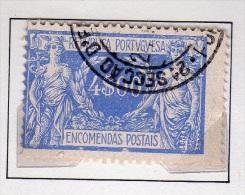 Portugal (1920-21) - Colis-Postaux Oblitéré - Colis Postaux