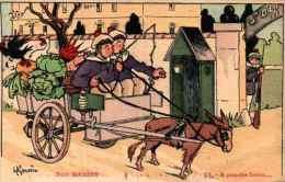 Humour Marine - Illustrateur Gervèse, 23 Nos Marins, A Gauche Toute - Gervese, H.