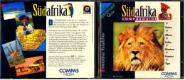 Alte CD-ROM Von 1996  -  Südafrika  Interaktiver Reiseführer  -  Von Compas Media - Afrika