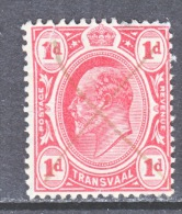 TRANSVAAL  269   (o)  Wmk. 3 - South Africa (...-1961)