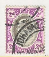 TRANSVAAL  270   (o)  Wmk. 3 - South Africa (...-1961)