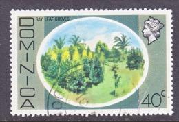 DOMINICA  466   (o)  FLORAL - Dominica (...-1978)