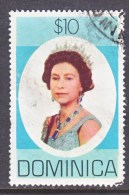 DOMINICA  471   (o)  Q E II - Dominica (...-1978)