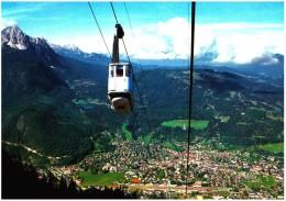 Bund / Germany: 'Mittenwald - Karwendel - Seilbahn [82481]' / 'Cable Car', Ungebraucht / Unused - Mittenwald