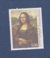 TIMBRE NEUF 1999 JOCONDE - Francia