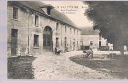 LA VILLETERTRE . Les Communs Du Château . - France