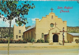 New Mexico - San Rafael Church - Etats-Unis