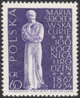 Poland, 60 G. 1967, Sc # 1519, Mi # 1779, MNH - 1944-.... Republic
