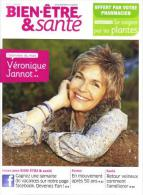 """REVUE  Véronique Jannot  """" Bien être & Santé """" - Gente"""