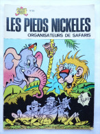 LES PIEDS NICKELES 68 Organisateurs De Safaris - SPE - PELLOS (1) - Pieds Nickelés, Les