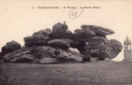 Plouguerneau-saint Michel-la Roche Dollen - Plouguerneau