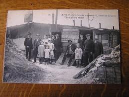 CPA - LENS (P.-de-C.) Après La Guerre : L'Hôtel De La Cave - Lens