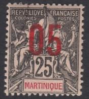 N° 79 - O - - Martinica (1886-1947)