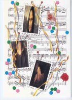 Joconde Mona Lisa Leroy Garioud 1995 - Other Illustrators