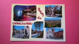 Saluti Da Cividale Del Friuli - Udine