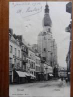 DINANT    L´église   1906 - Dinant