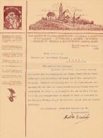 RN AG BOSWIL 1939-7-19 Kunstatelier Nuscheler - Schweiz