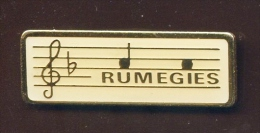 """59 """" RUMEGIES """" Bc Pg11 - Villes"""