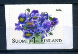 Finland 2014 Finlandia / Flowers MNH Flores Blümen / Iq01   1 - Vegetales