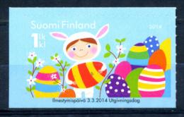 Finland 2014 Finlandia / Easter MNH Pascua / Iq03   1 - Pascua