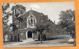 Guthrie OK 1941 Real Photo Postcard - Guthrie
