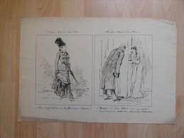 ALFRED GREVIN 1827-1892 - Dibujos