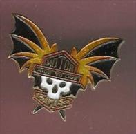 35837-Pin's.Moto.Yamaha.M Arlboro.tabac.Harley Davidson..tete De Mort.. - Motos