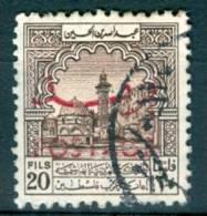 Jordanien 1953, Michel No. : 282, - USED - *** - Transjordan - Jordania