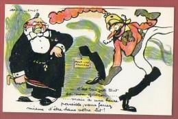 CP N° 153 - Pour Les Pauvres Par JEAN VILLEMOT (collection Les Chefs D´ œuvre De La Carte Postale Par Neudin) - Autres Illustrateurs