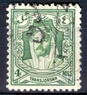 Jordanien 1930, Michel No. : 159, Gez. 12 - USED - *** - Transjordan - Jordania