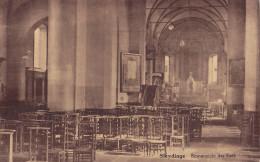 SLEIDINGE : Binnenzicht Der Kerk - Evergem