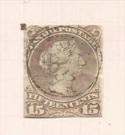 Canada N°26 Cote 50 Euros - 1851-1902 Règne De Victoria