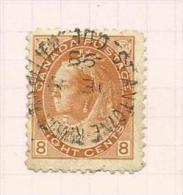 Canada N°70 Cote 25 Euros - 1851-1902 Règne De Victoria