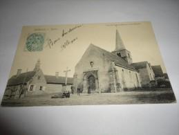 DORNES Eglise - France