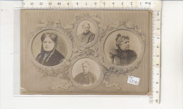 PO6234C# FOTOGRAFICA - DONNE - ALBERO GENEALOGICO MARANGONI - RICORDO 1913  No VG - Genealogia