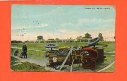 Automobile -  Wreck Of The Automobil - Cartes Postales