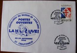 Mine De Charbon Mineurs Portes Ouvertes La Houve Dernière Mine De France à Avoir Fermé En 2004 - Berufe